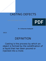 Casting Defcts