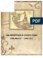 THE PHILIPPINES IN ANCIENT TIMES.docx