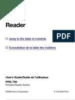 PRS Manual