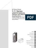 Σ-V Series USER'S MANUAL
