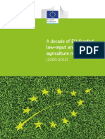 A Decade of Eu Funded Low-Input Organic Agriculture Research 2000-2012 En