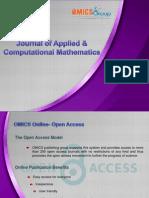 Journal of Applied & Computational Mathematics