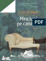 Irvin D. Yalom - Minciuni Pe Canapea