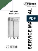 RBC20 - Service Manual