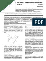 RP-HPLC METHOD FOR ESTIMATION OF TENOFOVIR