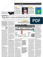Big data una avalancha de información