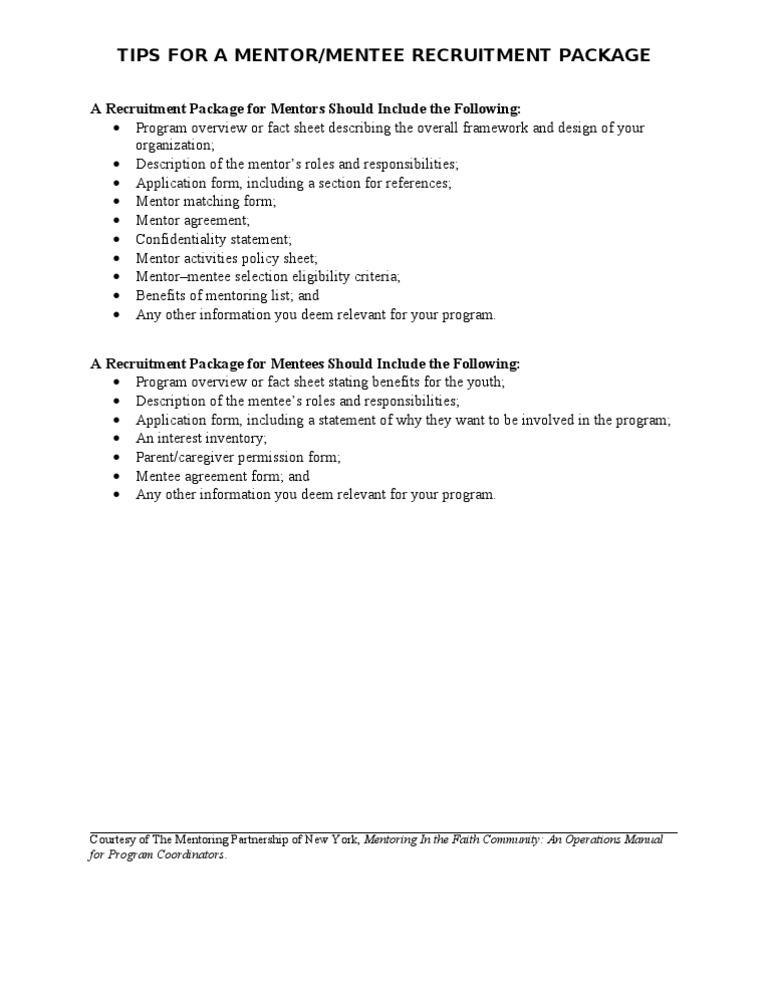 Great Mentor Application Form Template Pictures Employee