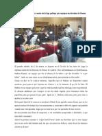Crónica de la séptima  ronda de la liga gallega por equipos en división de Honor