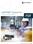 Mototrbo Capacityplus Brochure