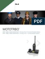 MOTOTRBO Analog Trunked Radios Brochure (1)