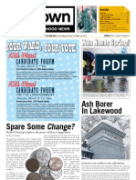 March 2013 Uptown Neighborhood News