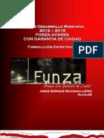 FUNZA Acuerdo Municipal
