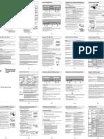 Manual DVD Sansung Sd-616 E-user