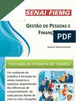Gestão de Pessoas e Finanças