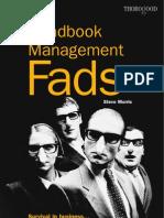 The Handbook of Management Fads