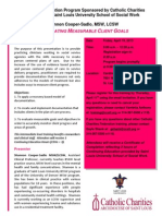 Formulating Measurable Treatment Goals 4-19