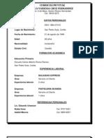 Curriculum Vitae Cindy Yaneth Perez Mejia II