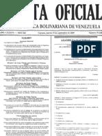 Ley Organica Del Registro Civil.gaceta Oficial 39.264