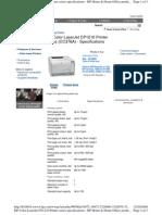 HP CP 1210