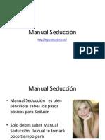 Manual Seducción