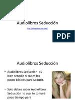 Audiolibros Seducción