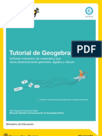 Tutorial GeoGebra Final