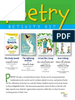 Poetry Activity Kit 2013