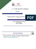 29.ECE301 - Logical Effort and Transistor Sizing - II