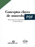 Conceptos claves de museología