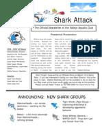 Shark Attack - Dec. 08/Jan. 09