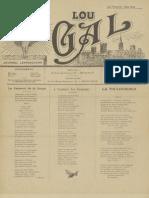 Lou Gal n°21 bis de 1916