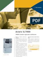 Manual Actaris Mederco Sl 7000