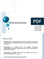 Globalization Frm t