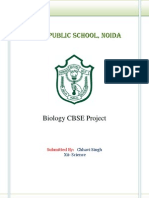Project Report on Assisted Reproductive Technologies