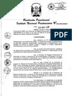 RP 305 2008 INPE P Manual ProcRegistroPenitenciario 1 Parte