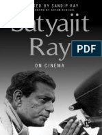 Satyajit Ray on Cinema -- Ray on Godard and Antonioni