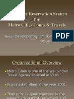 Bus Ticket Reservation System