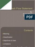 Cash Flow Statement Wit Sum