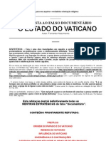 O ESTADO DO VATICANO