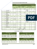 Purchase Journal and Accounts Payable Subsidiary Ledger