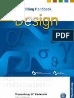Sheel Piling Handbook Design 2008
