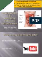 Compartimentalización abdominal