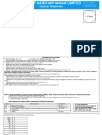 BSNL CDR Customer Portal