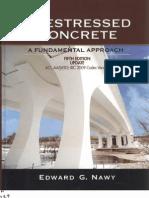 Concreto Pretensado G Nawy 5 Ed