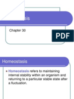 Biology - Homeostasis presentation
