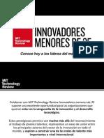 m It Innovators Under 35
