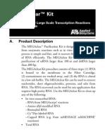 MEGAclear™ Kit