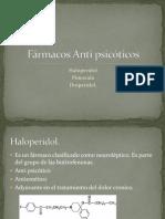 Fármacos Anti psicóticos.pptx