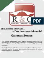 R&C Gestion Inmobiliaria