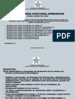 Eleccion monitores 2009